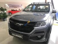 Cần bán Chevrolet Colorado LTZ năm sản xuất 2018, màu xám, nhập khẩu nguyên chiếc
