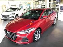 Bán Hyundai Elantra 1.6 Turbo sản xuất 2019, màu đỏ, giá tốt