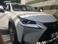Bán Lexus NX 200T năm sản xuất 2015, màu trắng, nhập khẩu nguyên chiếc