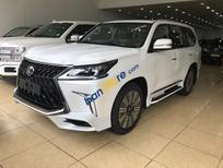 Bán xe Lexus LX 570 Super Sport S sản xuất năm 2019, màu trắng, nhập khẩu