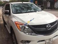 Cần bán lại xe Mazda BT 50 2.2L 4x2 AT sản xuất 2015, màu trắng, nhập khẩu chính chủ, giá tốt