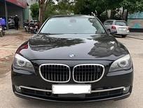 BMW 750i nhập khẩu nguyên chiếc tại Đức sản xuất 2009 đăng ký 2010 chính chủ biển Hà Nội cực chất
