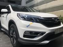 Bán Honda CR V 2.4AT sản xuất 2016, màu trắng, giá 979tr
