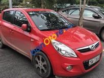 Bán Hyundai i20 AT sản xuất năm 2010, màu đỏ