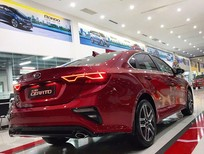 Kia Cerato 1.6 Deluxe 2019 công nghệ vượt trội, bảo hành dài hạn, hỗ trợ TG 80%, cùng nhiều quà tặng khi mua xe