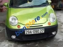Cần bán xe Daewoo Matiz sản xuất 2008, bản đủ tư nhân