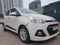 Bán xe Hyundai Grand i10 1.2MT sản xuất 2016, màu trắng số sàn