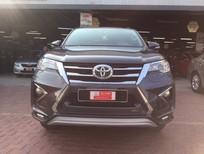 Bán Toyota Fortuner tự động 2017, màu xám, nhập khẩu