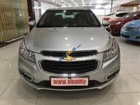 Bán Chevrolet Cruze sản xuất năm 2015, màu bạc số tự động, giá tốt
