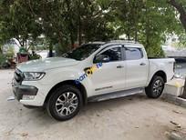 Bán Ford Ranger Wildtrak đời 2016, màu trắng, không va chạm, không ngập nước