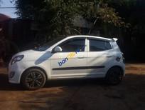 Cần bán xe Kia Morning LX năm 2012, màu trắng xe gia đình
