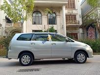 Cần bán xe Toyota Innova G sản xuất năm 2010, màu bạc