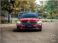 Bán xe Mercedes C300 AMG Facelift năm 2019, màu đỏ