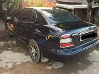 Cần bán xe Daewoo Leganza năm sản xuất 2001, màu đen, nhập khẩu nguyên chiếc, giá chỉ 130 triệu