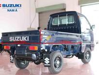 Bán Suzuki Carry sản xuất 2018, màu xanh lam, giá chỉ 249 triệu