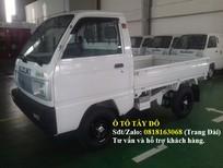 Xe tải Suzuki Truck 650kg (lắp ráp) thùng lửng.