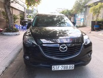Bán ô tô Mazda CX 9 AT 2014, màu đen, nhập khẩu