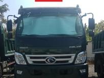 Bán trả góp xe ben Thaco Forland FD950. E4 8.3 tấn 7 khối cầu dầu - Trả trước 20% Long An Tiền Giang Bến Tre