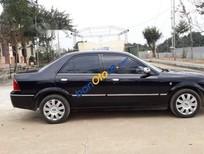 Cần bán gấp Ford Laser 1.8MT sản xuất 2004, màu đen chính chủ, giá chỉ 176 triệu