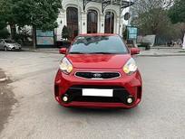 Bán Kia Morning Si 1.25 AT sản xuất năm 2016, màu đỏ, xe như mới