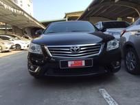 Bán Toyota Camry 2.4G 2011, màu đen