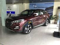 Bán xe Hyundai Tucson 1.6Turbo sản xuất 2019, màu đỏ