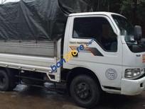 Cần bán lại xe Kia Frontier K140 sản xuất năm 2014, màu trắng, máy nguyên, thùng không mọt gỉ