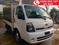 Mua xe tải nhỏ Kia 2T4 K250 nhập khẩu 3 cục, trả góp 75%, giao xe ngay