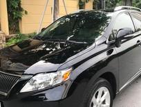 Gia đình cần bán Lexus RX350 AT model 2010, màu đen, nhập khẩu