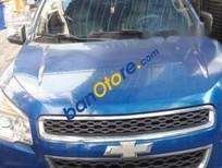 Bán ô tô Chevrolet Colorado sản xuất năm 2014, màu xanh lam, giá 450tr