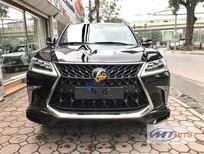 Cần bán xe Lexus LX 570 Super Sport sản xuất năm 2018, màu đen, nhập khẩu nguyên chiếc