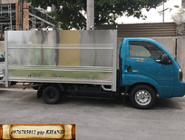 Bán xe tải Thaco Frontier K200 mới 100%, thùng kín-mui bạt-thùng lửng, tải trọng 1900kg, hỗ trợ vay vốn ngân hàng