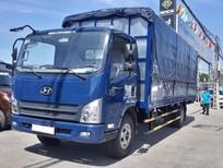 Cần bán Hyundai HD 73 năm 2017, màu xanh lam, nhập khẩu nguyên chiếc