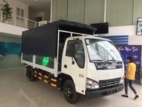 Bán xe Isuzu QKR năm sản xuất 2018, màu trắng, xe nhập