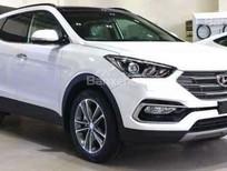 Bán Hyundai Santa Fe, rẻ nhất đủ màu (máy xăng + dầu), trả góp, chỉ 300tr lấy xe, LH 0947371548