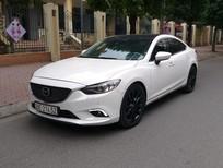 Bán xe Mazda 6 2.5 Premium 2017, đăng ký chính chủ từ đầu