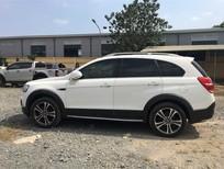 Chevrolet Captiva 2017 - Xe gia đình sử dụng - Mới 99% - Trả trước 300tr nhận xe
