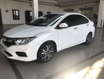 Bán xe Honda City G 2019, màu trắng giá cạnh tranh tại Quảng Bình