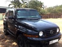 Cần bán gấp Ssangyong Korando 2001, màu đen, nhập khẩu nguyên chiếc, 95tr