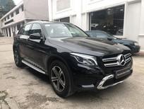 Bán xe Mercedes GLC 200 cũ đăng ký 2019 màu đen, nội thất be vàng giá cực rẻ