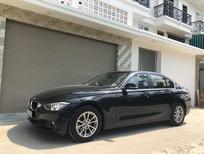 Bán ô tô BMW 3 Series 320i model 2015, màu đen, xe nhập Đức