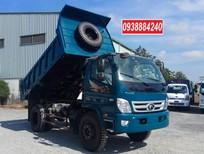 Bán trả góp xe ben Thaco FD650 E4 6 tấn 5 thùng ben 5 khối 4 năm 2019, vay 80%