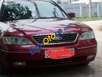 Bán Ford Mondeo AT sản xuất năm 2004, màu đỏ