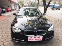 Bán BMW 535i đời 2014, màu đen, xe nhập