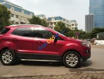 Xe Ford EcoSport Titanium sản xuất 2015, màu đỏ, 500tr