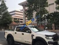 Cần bán xe Ford Ranger Wildtrak sản xuất 2017, màu trắng, nhập khẩu