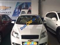 Bán Chevrolet Aveo đời 2016, màu trắng, xe zin