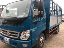 Bán ô tô Thaco Ollin 500. E4 thùng mui bạt, xanh dương 2019
