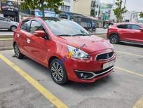 Cần bán xe Mitsubishi Mirage CVT năm sản xuất 2018, màu đỏ, xe nhập, 415tr