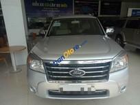 Bán Ford Everest AT sản xuất năm 2012, màu bạc còn mới